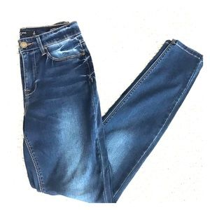 Max Jeans High Rise Jeggings